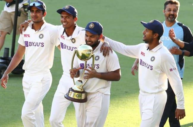 Rishabh Pant reflects on 'dream series' after India stun Australia at the Gabba