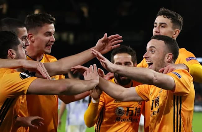 Diogo Jota steals the show with a hat-trick as Wolves maul Besiktas