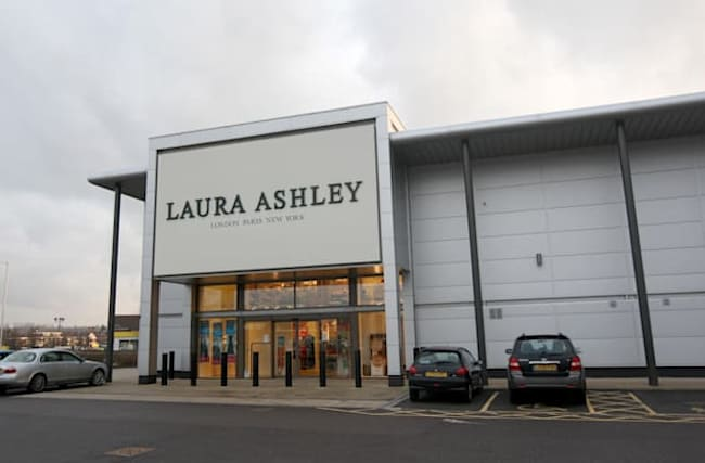 Laura Ashley owner in talks with banks to keep retailer afloat