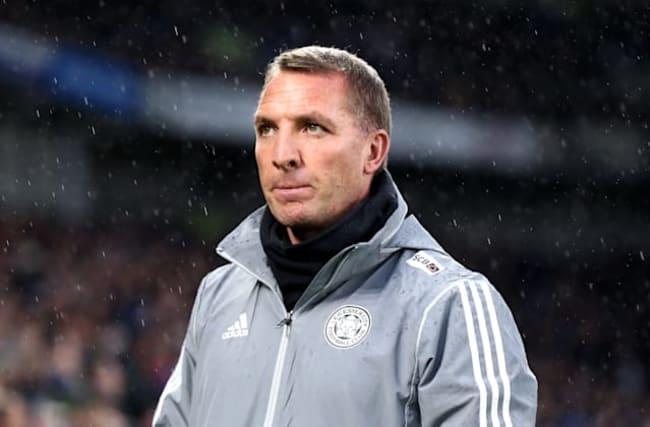 Brendan Rodgers does not believe Jamie Vardy has eye on breaking record goalscoring streak