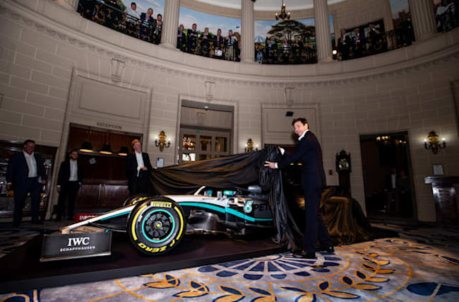 New looks for the new Formula One season
