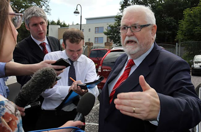 Lord Maginnis faces suspension for bullying and homophobic slurs towards MPs