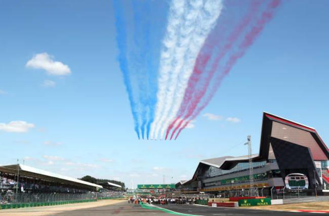 Silverstone's end of April deadline on British Grand Prix decision