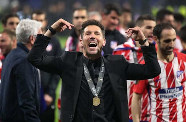 Atletico Madrid in focus ahead of Liverpool Champions League clash