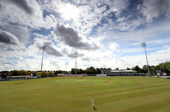 Incoming chief executive Sean Jarvis raring to go at Leicestershire