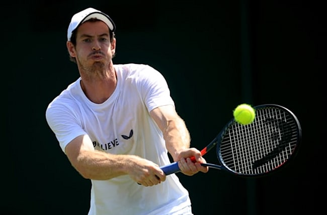 Andy Murray opens up on Dunblane massacre and describes tennis as an 'escape'