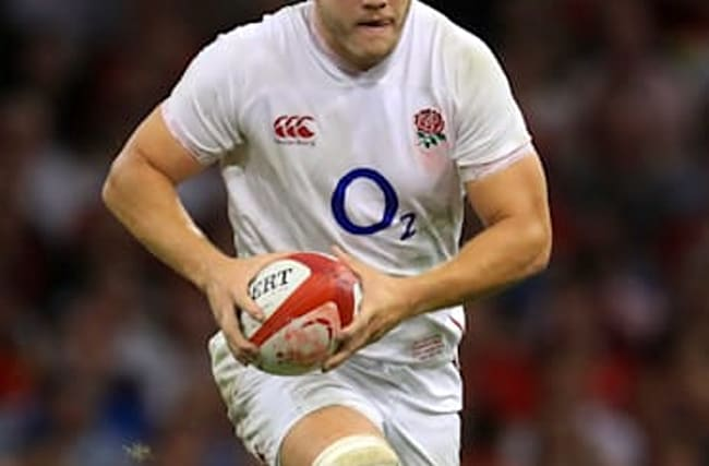 Launchbury 'extremely proud' of recent England career despite reduced role