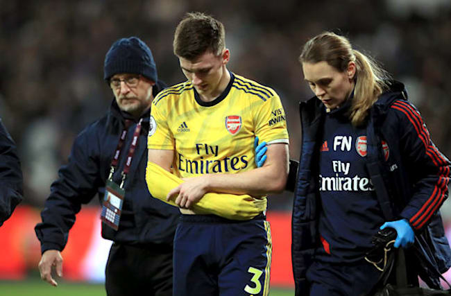 Tierney set for three months out with dislocated shoulder