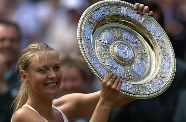 Five-time major winner Maria Sharapova calls time on glittering career