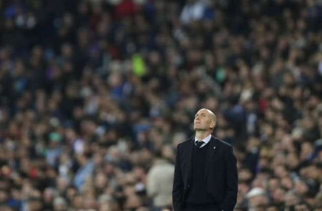 Zidane frustrated as Real Madrid share spoils with strugglers Celta Vigo