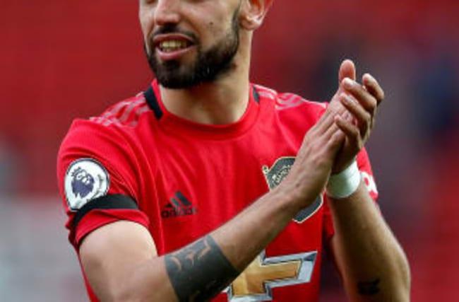 Solskjaer hails star man Fernandes as Manchester United see off Watford