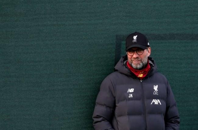 Liverpool 'contenders' for Champions League title again, says Jurgen Klopp