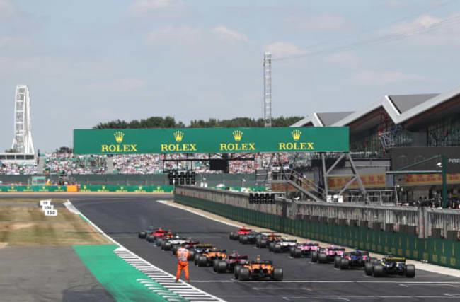 Seven UK-based F1 teams work together on manufacturing ventilators