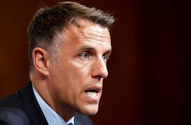 Phil Neville named Inter Miami head coach hours after leaving England Women job