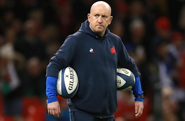 We need to give the French public a good France team – Shaun Edwards