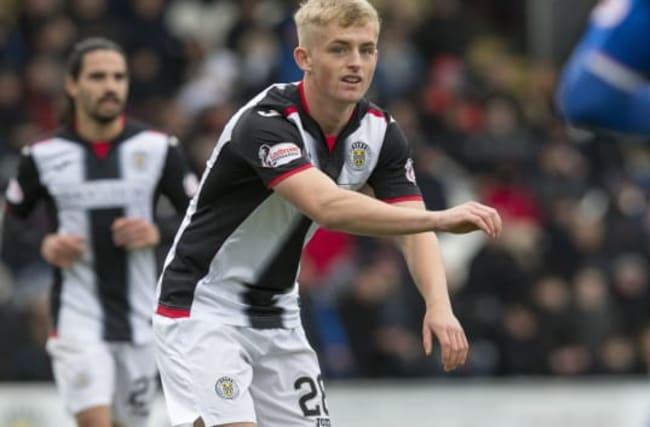 MacPherson winner hauls St Mirren off the bottom of the Premiership