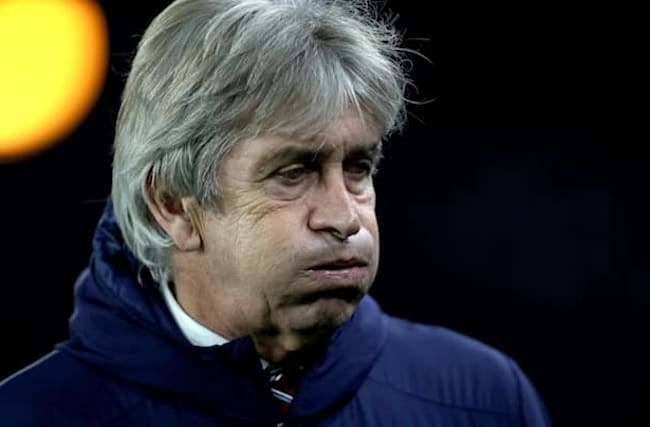 Pellegrini admits West Ham need a positive result against Southampton