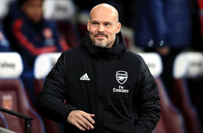 Freddie Ljungberg not allowed to bring in own coaching staff at Arsenal