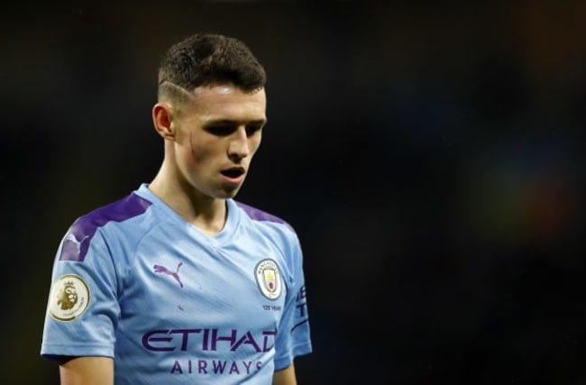 Guardiola believes Foden is capable of filling Silva's boots at Manchester City
