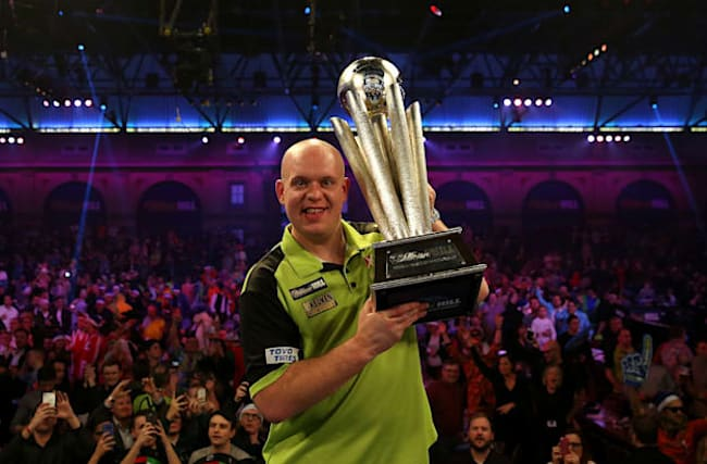 Can anyone stop Van Gerwen? 5 talking points ahead of the PDC World Championship