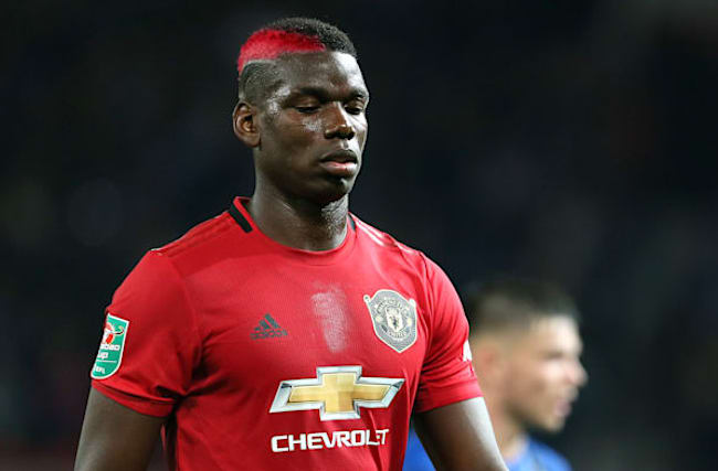 Paul Pogba not yet ready for Manchester United return