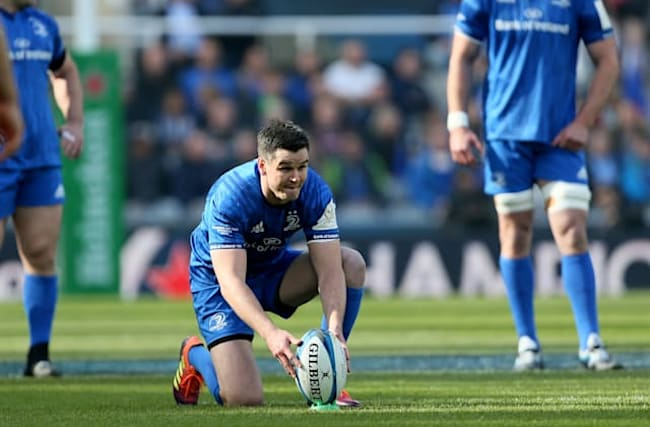 Sexton injury means Leinster's crushing win at Northampton comes at a cost