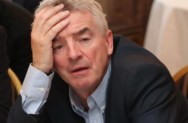 Ryanair boss Michael O'Leary slammed for 'abhorrent' remarks on Muslims