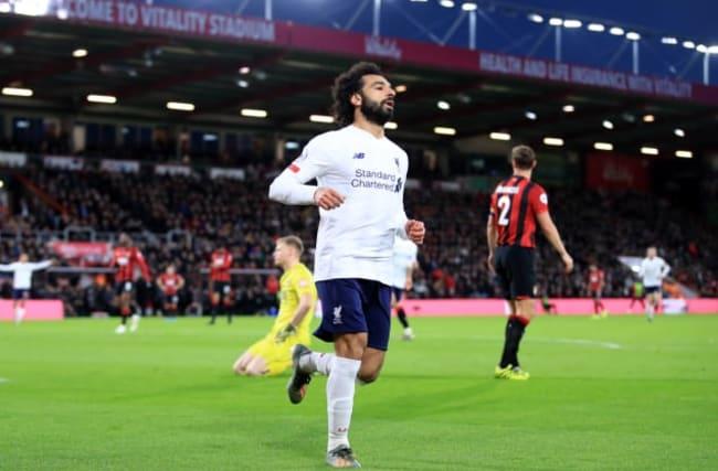 Runaway leaders Liverpool brush aside Bournemouth