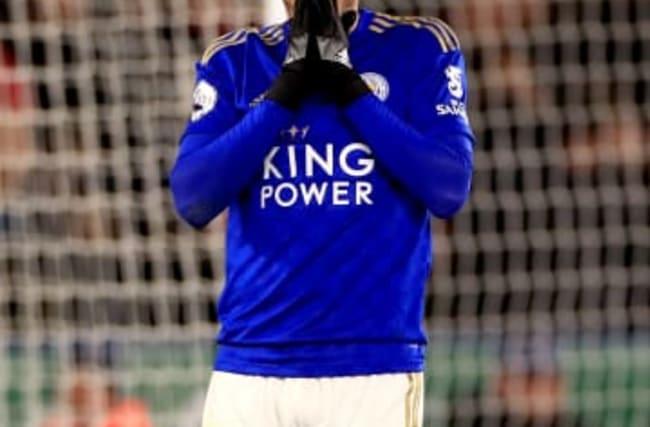Brendan Rodgers believes Jamie Vardy is getting back to his best at Leicester