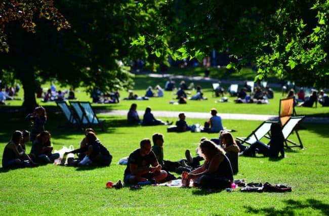 Temperatures set to soar in UK as Europe experiences heatwave