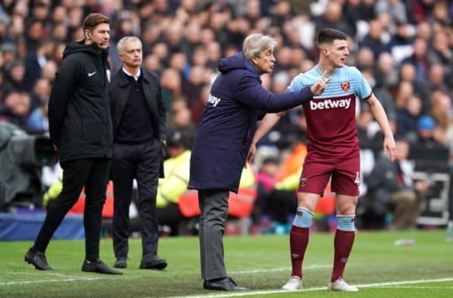 Manuel Pellegrini believes he has improved West Ham's style of play