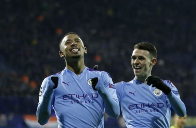 Jesus hat-trick fires Manchester City to comfortable win at Dinamo Zagreb