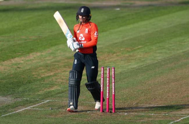 Wyatt hopes Thailand win builds momentum for England ahead of Pakistan clash