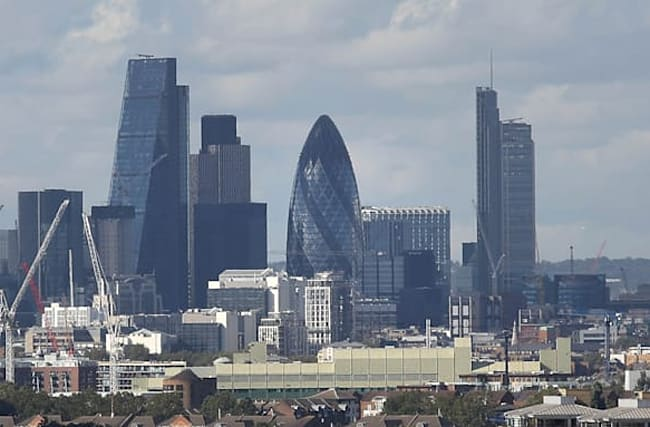 Dovish Fed comments drive European markets higher