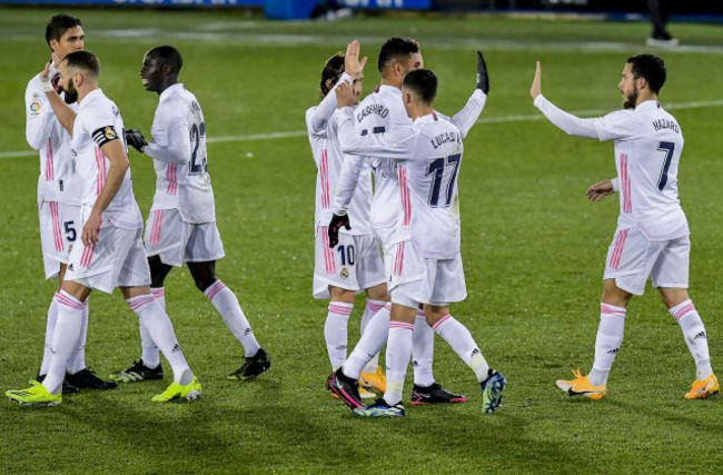 David Bettoni praises Real Madrid's return to form with win over Alaves