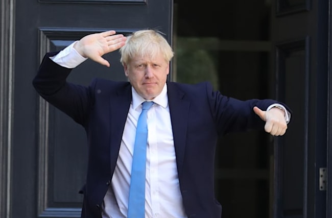 Markets subdued as Boris Johnson's victory fails to shock