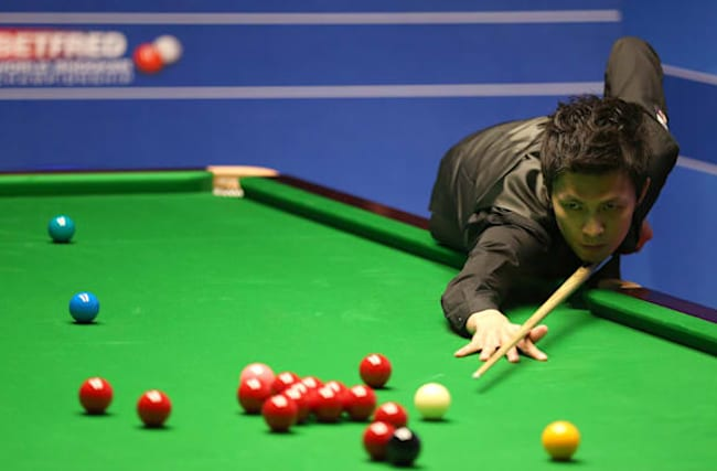 Un-Nooh eases past Robertson to reach last eight of Scottish Open
