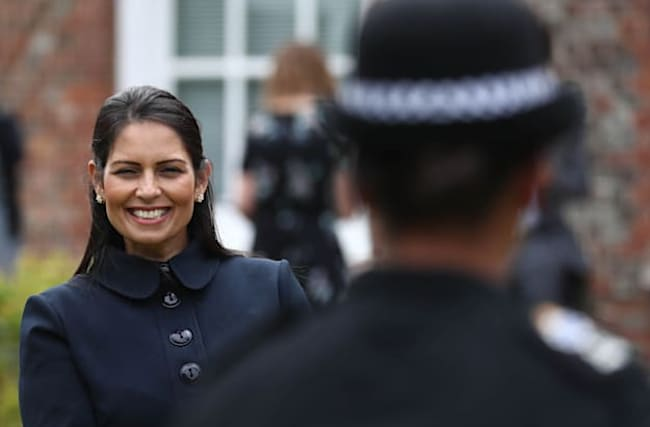 Patel announces plan to ban foreign criminals under new immigration rules