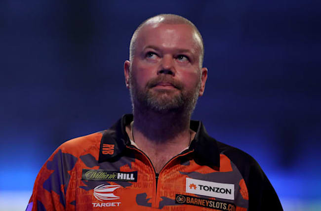 Van Barneveld defeated by Young on final appearance at world championship