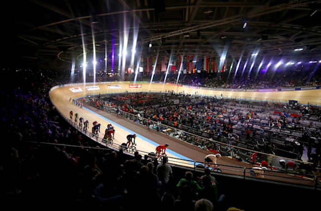 UCI monitoring coronavirus situation as some riders arrive in Berlin from UAE
