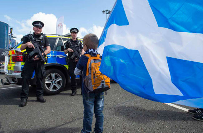 Scotland suspension extended until at least June 10
