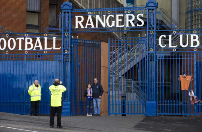 Rangers disappointed after losing latest stage of court fight over merchandise