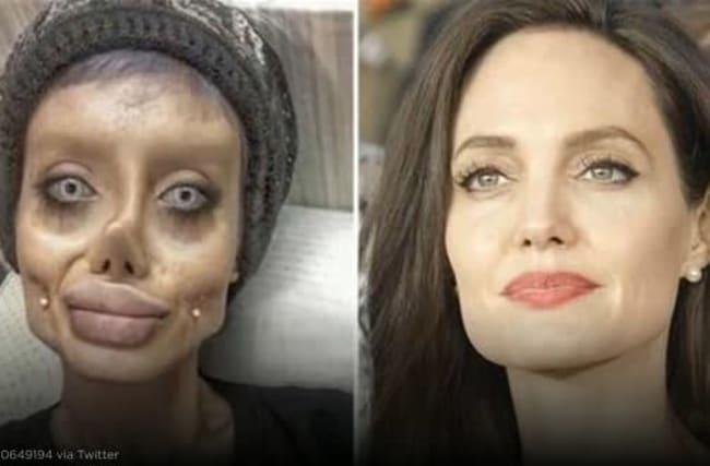美容整形を50回以上したイランの有名インスタグラマーが、神を冒涜した罪で逮捕
