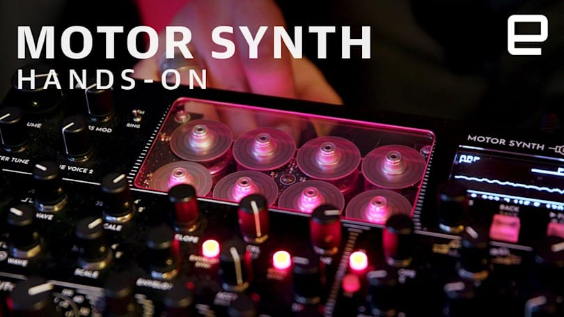 Topic: brooklyn%20synth%20expo articles on Engadget