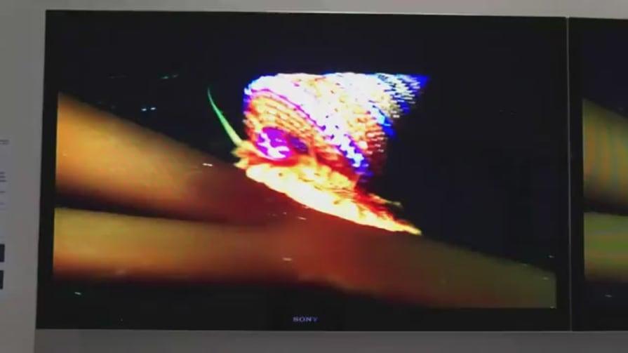 Sony Bravia HX950 HDTV Hands-On