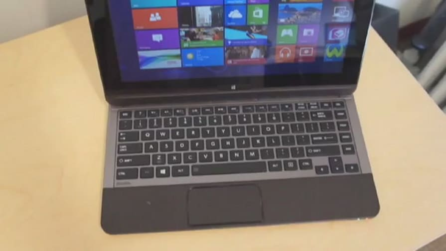 Toshiba Satellite U925t Hands-on