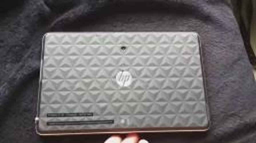 HP Slate Prototype Video