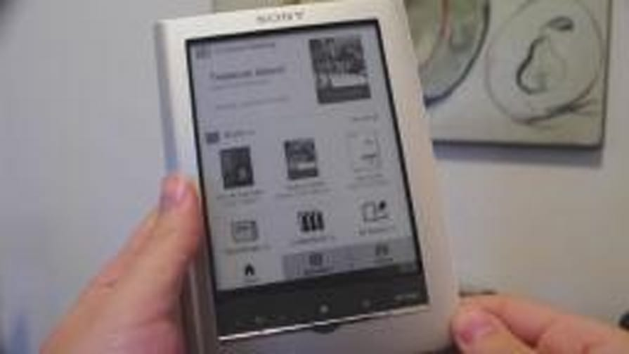 Sony Reader Pocket Edition Review