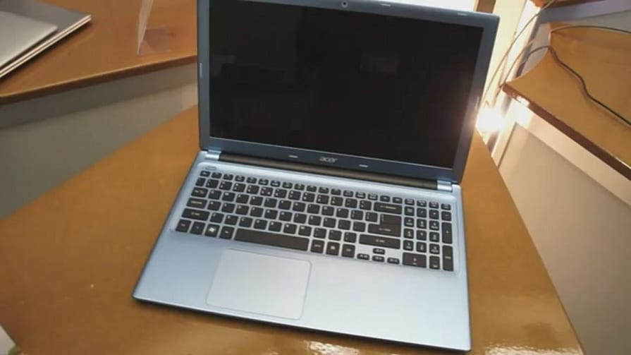 Acer Aspire V5 Hands-On