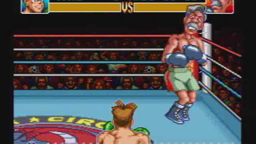 VC in Brief: Super Punch-Out!!